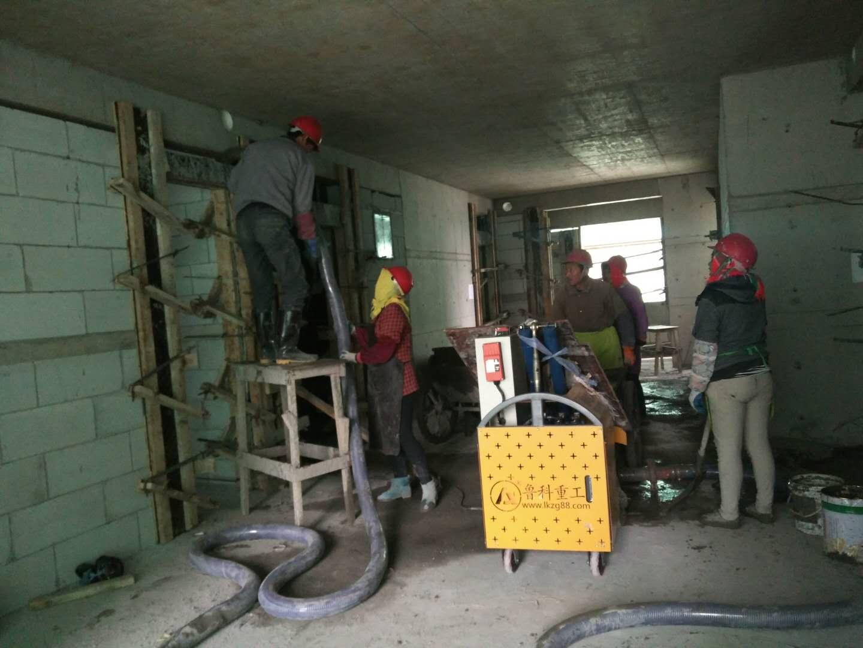 昆山二次结构输送泵