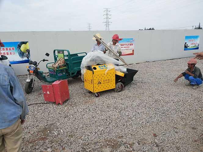 6月13日二次构造柱泵合作创意建筑新建汽车零部件项目
