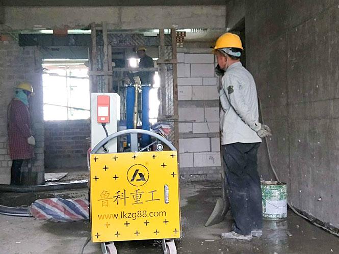 液压二次构造柱泵合作建鑫建设宝南花园工程一标段项目
