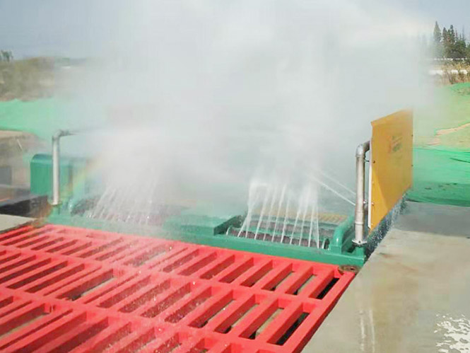 滚轴式工程洗轮机合作南通华新建工集团-南京联东U谷项目