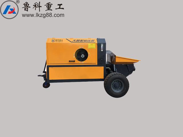 混凝土泵 D30