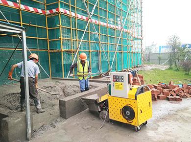 卧式二次构造柱泵